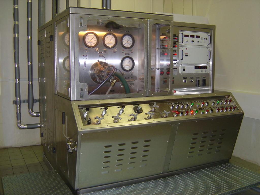 Pumps Amp Motor Test Bench Hpt 150